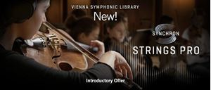 New Product: Vienna Symphonic Synchron Strings Pro