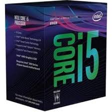Intel 8th Gen Coffee Lake i5 Processors